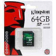 KINGSTON Flash Card 64GB SDXC Class 10