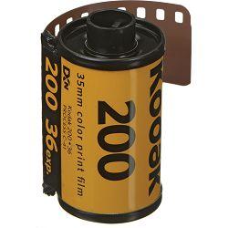 Kodak Film Gold 200 135/36 Color Negative 35mm film za 36 fotografija