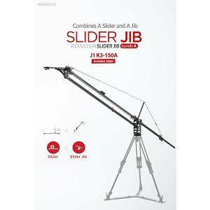 KONOVA Slider Jib for K3 150cm