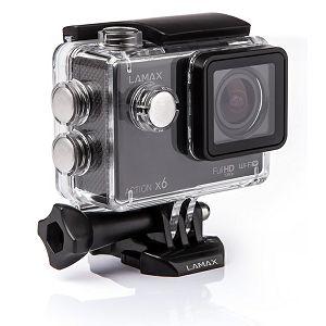 Lamax Action X6 sportska akcijska kamera FullHD 12mpx outdoor wifi camera