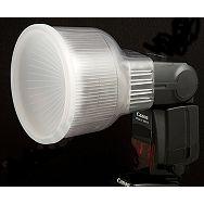Lambency Lightsphere bounce difuzor C1 softbox Canon 420EX Nikon SB-600 SB-800