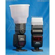 Lambency Lightsphere bounce difuzor C2 softbox 430EX, 430EX II, F36AM