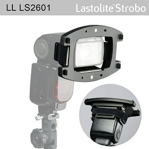 Lastolite Strobo Direct To Flashgun Bracket LL LS2601