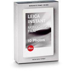 Leica Sofort Mini Film black & white pack foto papir 10 listova (1x10) za instant polaroidni fotoaparat