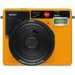 Leica Sofort Orange Instant Film Camera fotoaparat s trenutnum ispisom fotografije (19102)