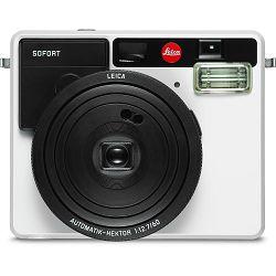Leica Sofort White Instant Film Camera fotoaparat s trenutnum ispisom fotografije (19100)