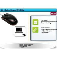 Lenovo Optical Mouse M20-WW