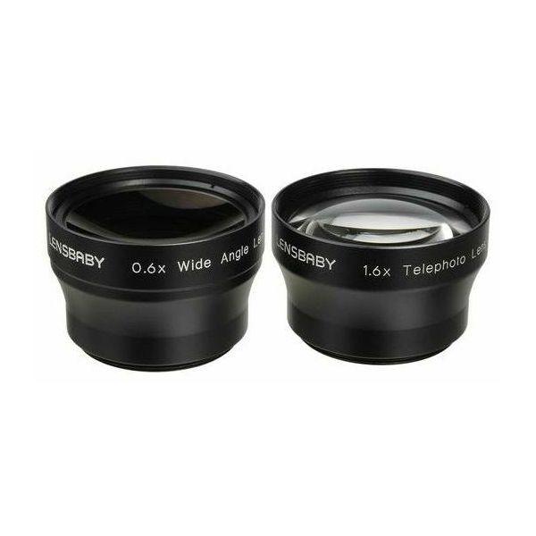 Lensbaby 0.6x WA+1,6x Tele Lens Conversion Lenses LB-KAWATK