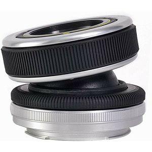 Lensbaby Composer (Incl. Double Glass Optic) za Sony Alpha fotoaparat, LB-3S