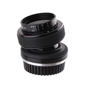 Lensbaby Composer Pro (Incl. Double Glass Optic) za Micro Four Thirds fotoaparat, LB-3U1M