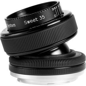 Lensbaby Composer Pro (Incl. Sweet 35 Optic) za Olympus 4/3 fotoaparat, LB-3U2O