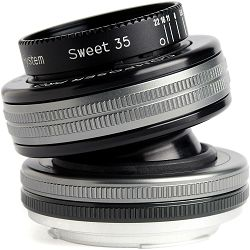Lensbaby Composer Pro (Incl. Sweet 35 Optic) za Pentax K fotoaparat, LB-3U2P