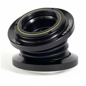 Lensbaby Muse Double Glass za Olympus 4/3 fotoaparat, LB-2O