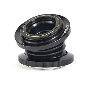 Lensbaby Muse Double Glass za Pentax K fotoaparat, LB-2P
