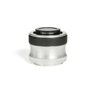 Lensbaby Scout + Fisheye Optic za Nikon F fotoaparat, LB-5N
