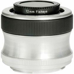 Lensbaby Scout + Fisheye Optic za Pentax K fotoaparat, LB-5P
