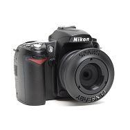 Lensbaby Spark za Nikon F fotoaparat LB-6N