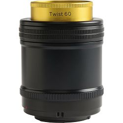 Lensbaby Twist 60 60mm f/2.5 portretni objektiv za Sony E-mount (LBT60X)