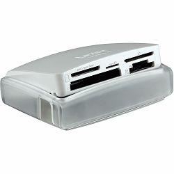 Lexar čitač kartica USB Multi Card Reader USB 3.0 25-in-1 25u1 SD, CF, microSD, XD, memory stick Duo PRO LRW025URBEU
