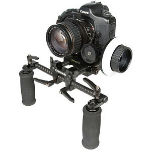 Limelite VB-1100 Comodo GO DSLR Handheld DSLR Rig sa Follow focus-om & Travel case Comodo DSLR Rigs by Bowens