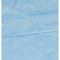 Linkstar Fleece Cloth FD-120 3x6m Light Blue plava transparentna studijska pozadina od sintetike Non-washable