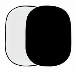 Linkstar R-1482WB White/Black 148x200cm sklopiva studijska foto pozadina u okviru foldable collapsible background board