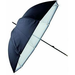 Linkstar Umbrella PUK-84WB White Black 100cm (reversible) studijski foto kišobran