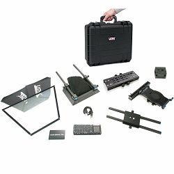 Listec Teleprompters PW-10KIT Mounting Hardware Kit for ENG Broadcast Cameras