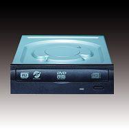 LiteON DVD-RW 24x SATA, black, bulk