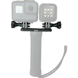 Litra Double Mount for Torch Light and GoPro Camera dvostruki nosač za akcijsku kameru i LED lampu (T22DM)