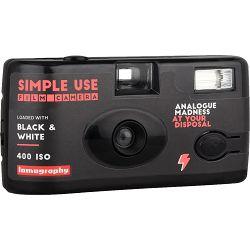 Lomography Black & White 400 Simple Use Film Camera analogni fotoaparat na film (SUC100BW)