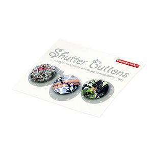 Lomography Button Set 12 *fashion* Z512