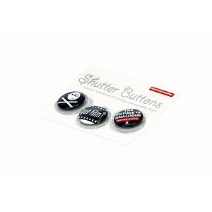 Lomography Button Set 9 *got film?* Z509