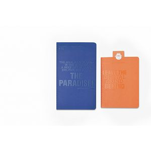 Lomography ChapBook - Set 1 (blue+orange) d900s1 stationary