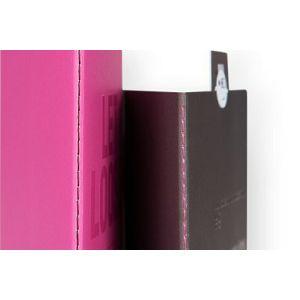 Lomography ChapBook - Set 2 (pink+brown) d900s2 stationary