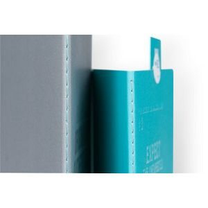 Lomography ChapBook - Set 5 (grey+blue) d900s5 stationary