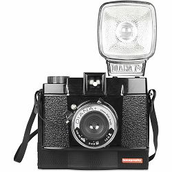 Lomography Diana F+ HP800INST Instant Camera Black analogni fotoaparat na film