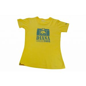 Lomography Diana World Tour T-shirt S WS700S majica ženska