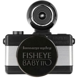 Lomography Fisheye Baby 110 - Metal Black FCP110BM