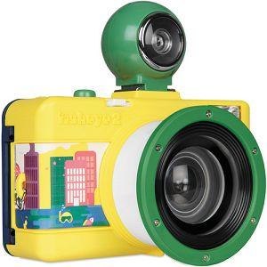 Lomography Fisheye2 Brazilian Summer FCP200BR