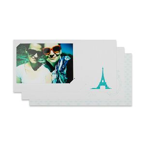 Lomography Freundschaftskarten - Landscape 2 (blue) d930ls2 stationary