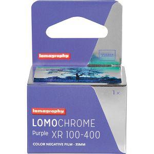 Lomography LomoChrome Purple XR 100-400 ASA Single Pack F436LC1 35mm film za fotoaparat