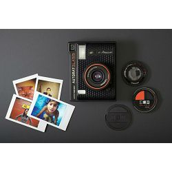 Lomography Lomo'Instant Automat Glass Magellan (LI870B) polaroidni fotoaparat s trenutnim ispisom fotografije