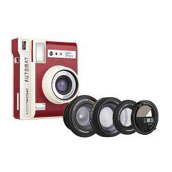 Lomography Lomo'Instant Automat South Beach (LI150LUX) polaroidni fotoaparat s trenutnim ispisom fotografije - BLACK FRIDAY