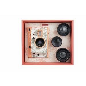 Lomography Lomo'Instant Kyoto Edition + 3 lenses LI800FLOWER polaroidni fotoaparat
