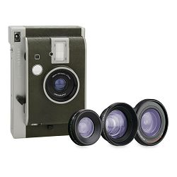 Lomography Lomo'Instant Oxford Edition Combo (LI800AG) polaroidni fotoaparat s trenutnim ispisom fotografije
