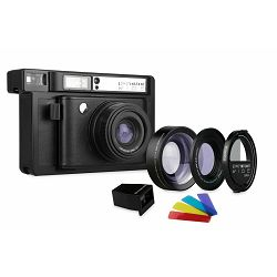 Lomography Lomo'Instant Wide Combo Black LI900B polaroidni fotoaparat