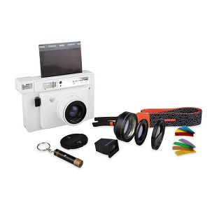 Lomography Lomo'Instant Wide Combo White LI900W polaroidni fotoaparat