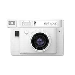 Lomography Lomo'Instant Wide White LI200W polaroidni fotoaparat - LOMO PROMO
