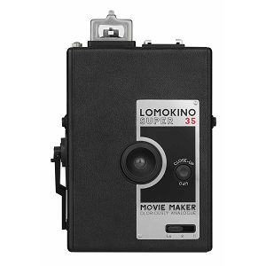 Lomography Lomokino with Smartphone Film Scanner MC200B+Z100SCAN